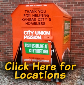new donation bins -click here