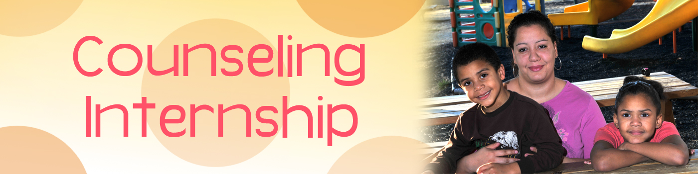 Counseling Interns Page Header