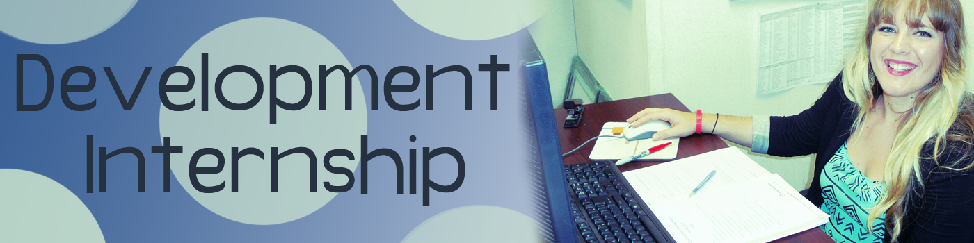 Development Interns Page Header