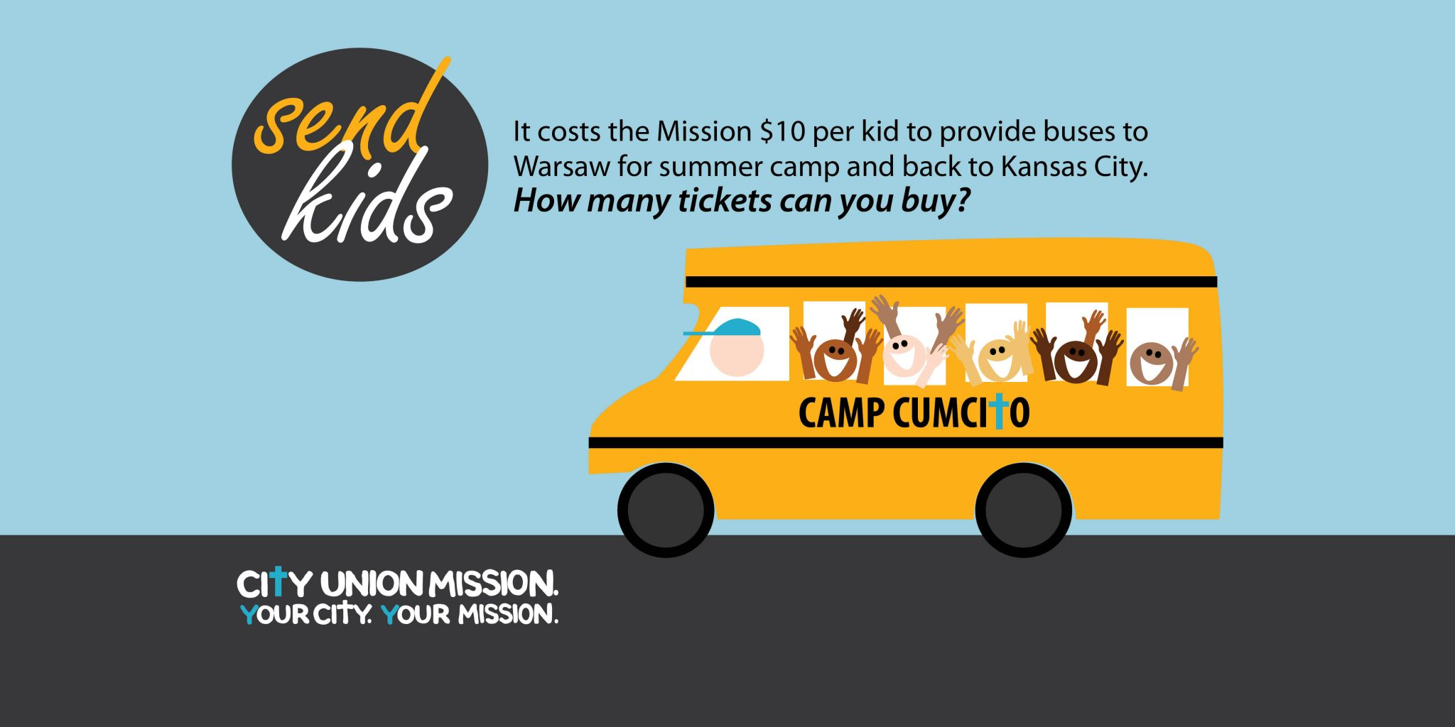 Send a Child to Camp